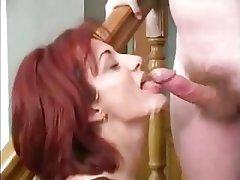 Anal Mature Redhead