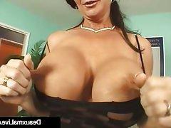 Anal Brunette Big Tits Big Ass Big Cock