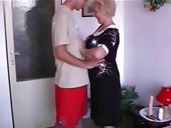 Blowjob Granny Mature MILF
