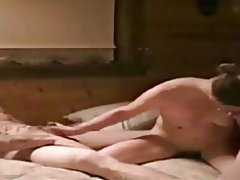 Amateur Mature Swinger Threesome