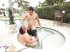 Anal BBW Big Boobs Mature