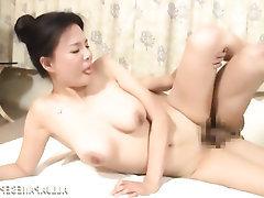 Asian Blowjob Creampie Mature MILF