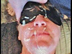 Amateur Cumshot Facial Mature MILF